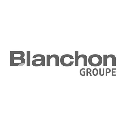 Logo Groupe Blanchon